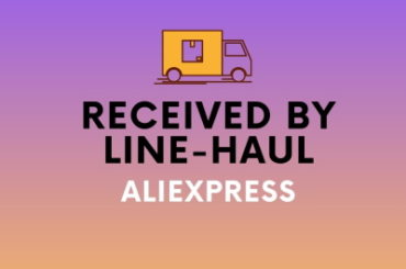 Received by line-haul