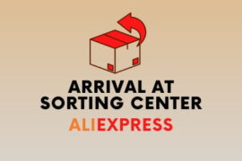 Arrival at Sorting Center