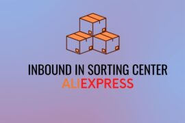 Inbound in sorting center перевод