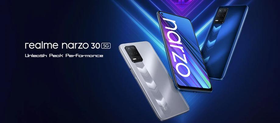 Смартфон Realme Narzo 30