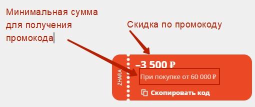 Cумма заказа меньше минимальной суммы, указанной в промокоде Алиэкспресс