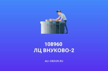 108960 ЛЦ ВНУКОВО-2